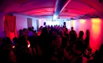audience at seas club Tromso