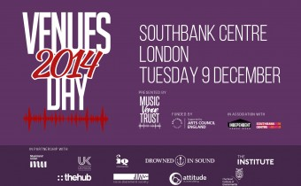 venues day poster